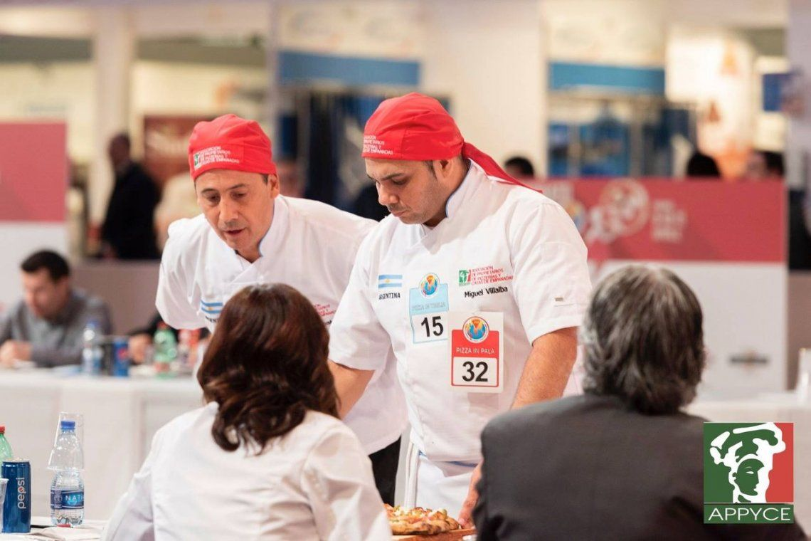 Arranca nueva edición del Campeonato Argentino de la Pizza y la Empanada