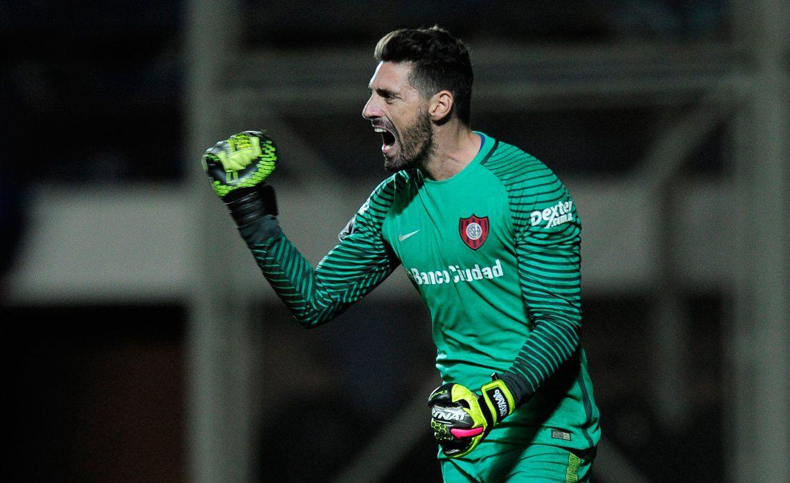 Sin acuerdo para la renovación de Navarro con San Lorenzo