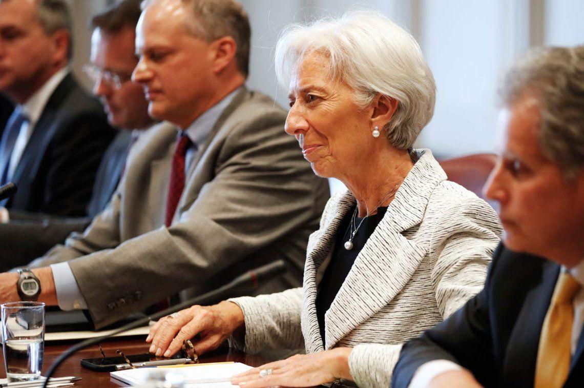 La ayuda del FMI superaría los U$S 20.000 millones