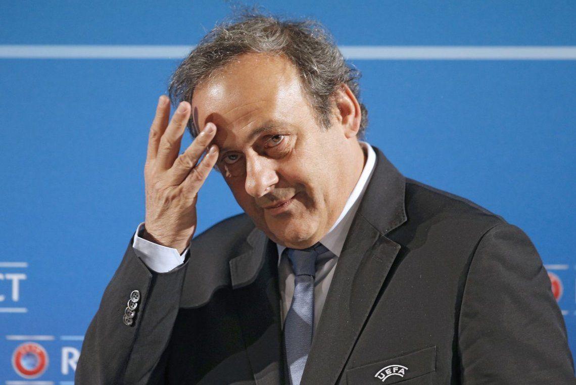 Bomba de Platini: la FIFA hizo pequeño truco en el Mundial 98