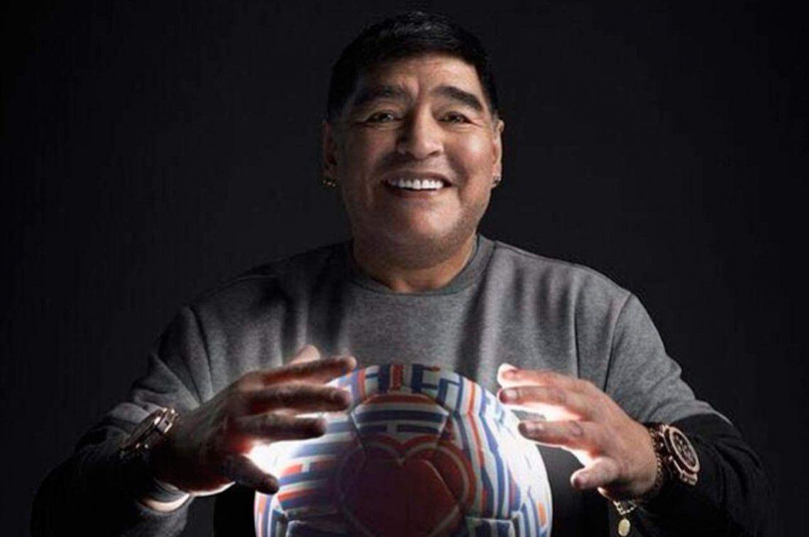Maradona: Es una vergüenza no tener ni una jugada preparada