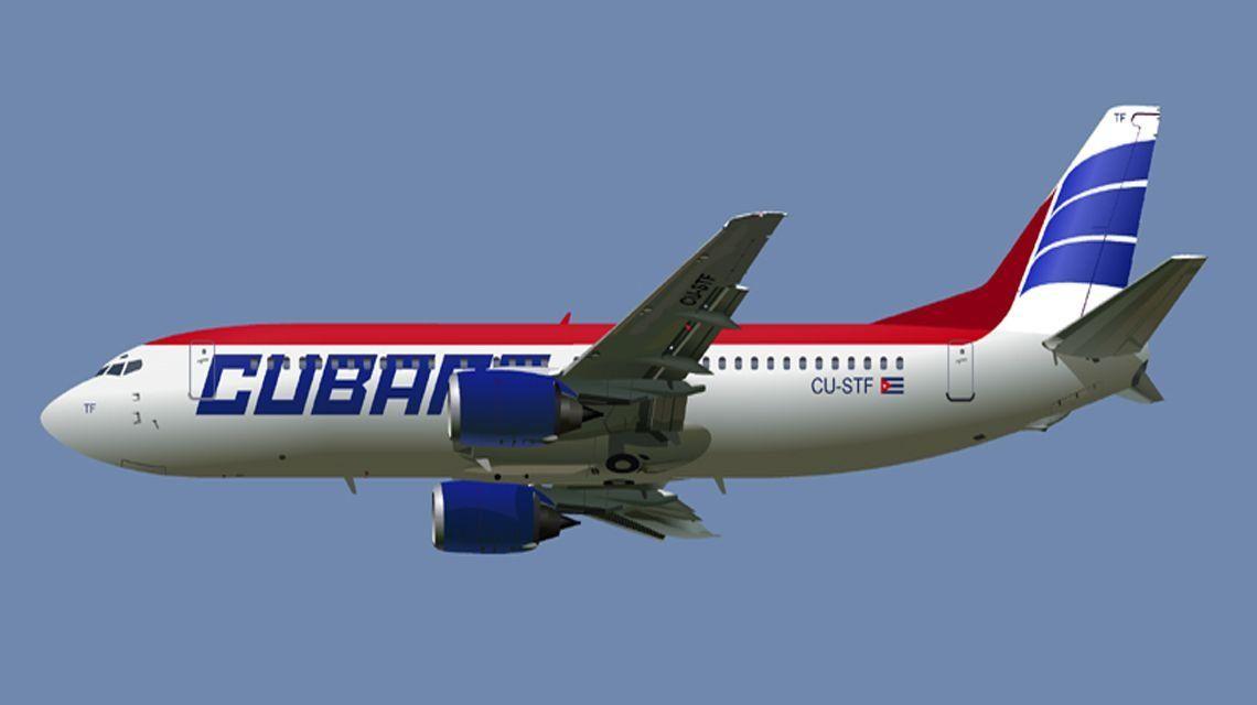 Se estrelló un avión en Cuba con 104 personas a bordo: hay 3 sobrevivientes