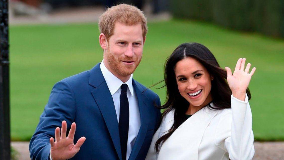 Nació el primer hijo Meghan Markle y el príncipe Harry