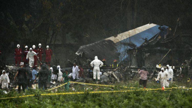 Lo que se sabe hasta ahora del accidente aéreo con 110 muertos en Cuba