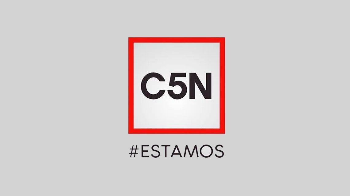 Rating: por tercer mes consecutivo, C5N lideró entre las señales de noticias de mayo