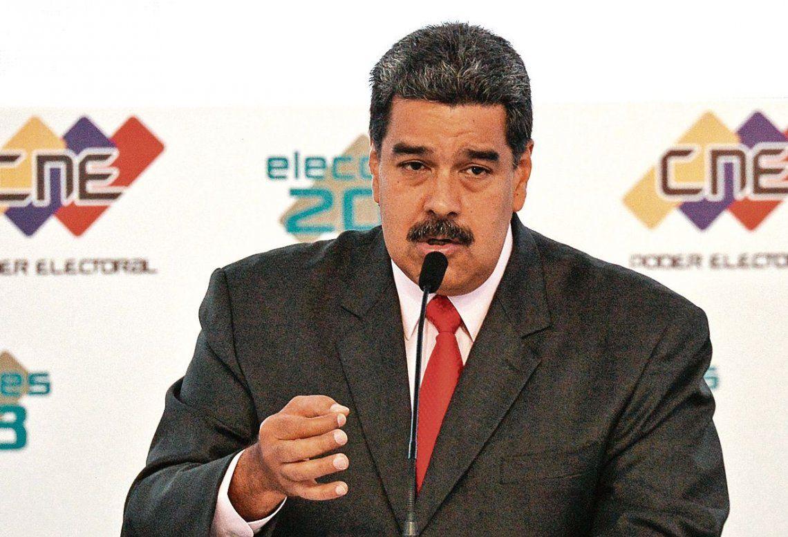 Venezuela: seis detenidos por atentado a Maduro