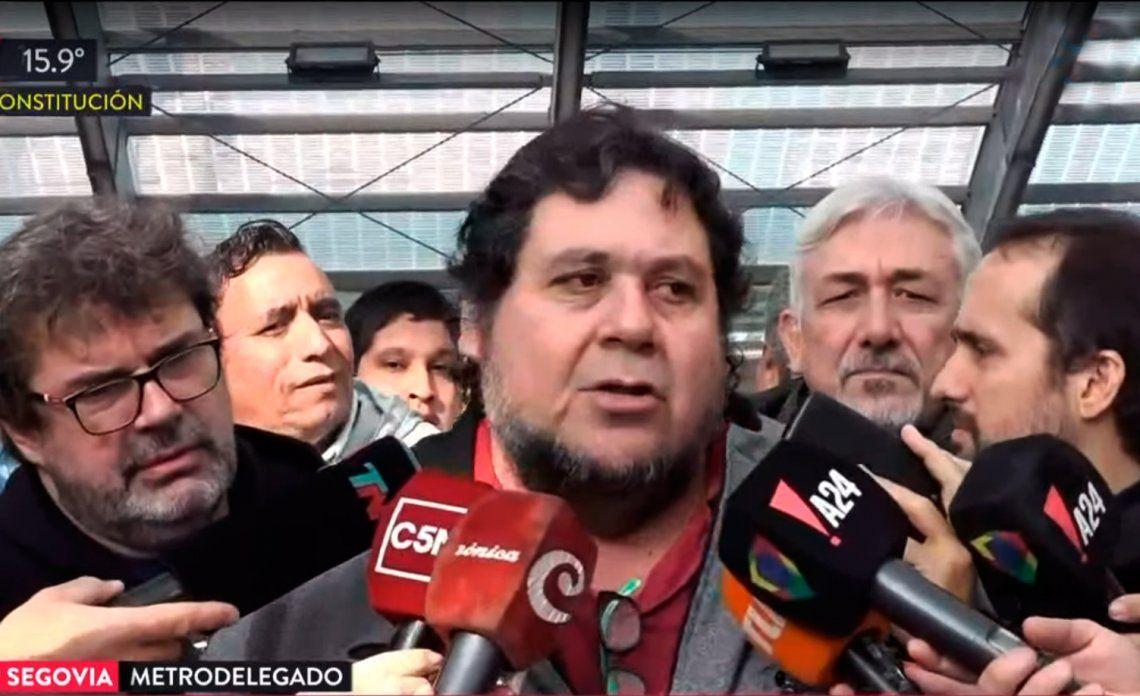 Metrodelegados suspenden las protestas y acatan el fallo judicial para negociar