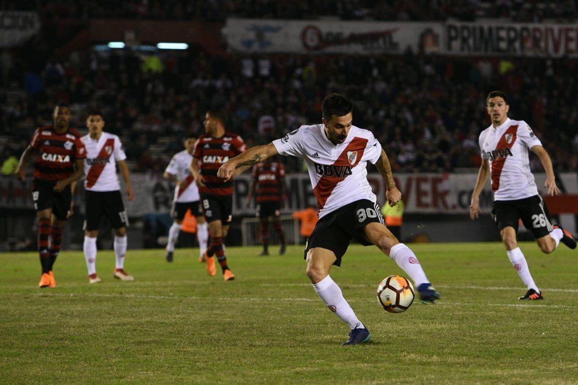 River empató con Flamengo en el Monumental e hizo negocio