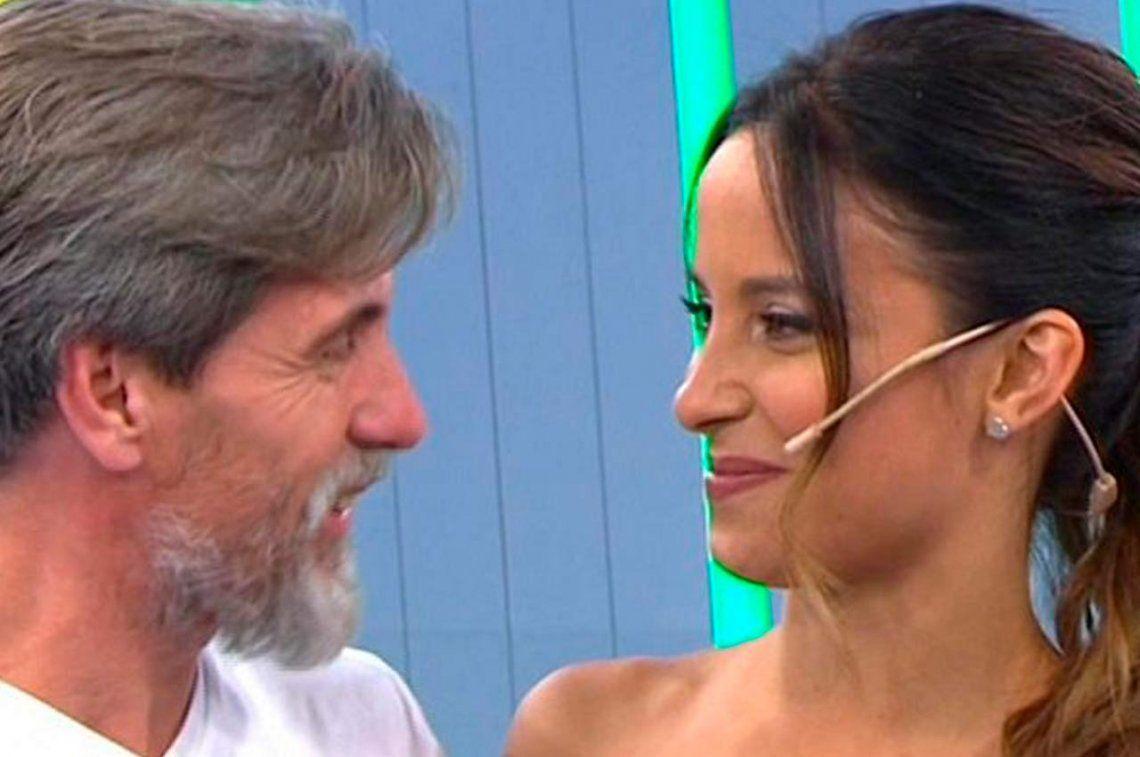 Duro de casar: el chato Prada no quiere saber nada de dar el sí con Lourdes Sánchez