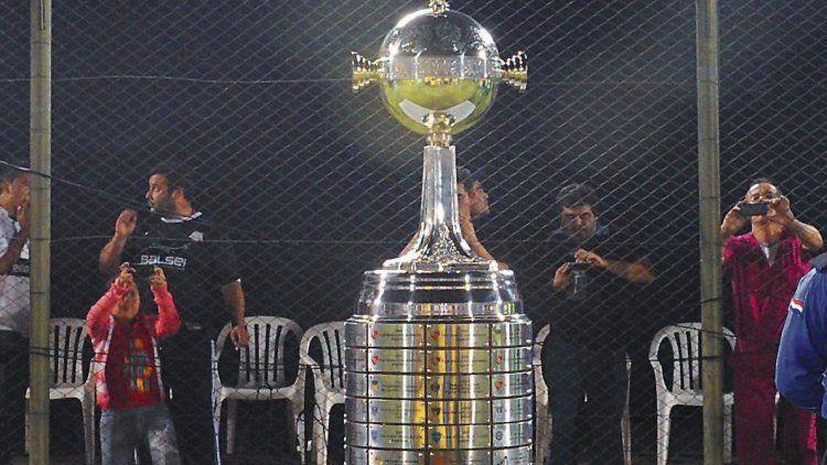dRiver fue el último equipo argentino campeón de la Copa Libertadores.