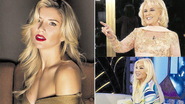 Laurita: en Sugar como Susana, y será Mirtha en tv