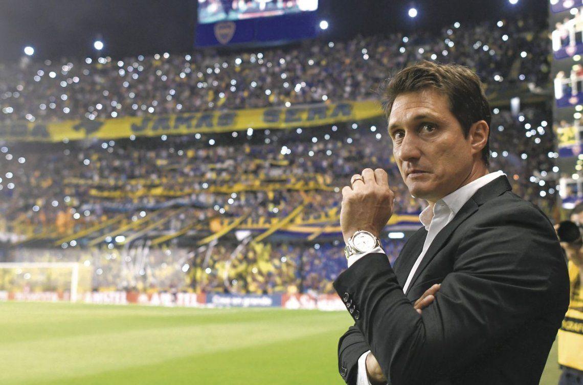 Guillemo y su continuidad: Supongo que se va evaluar todo, no sólo el resultado final de la Copa