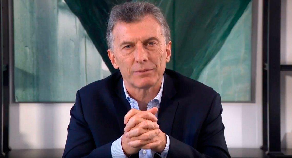 Fuerte mensaje de Macri al peronismo: No se dejen conducir por las locuras de CFK