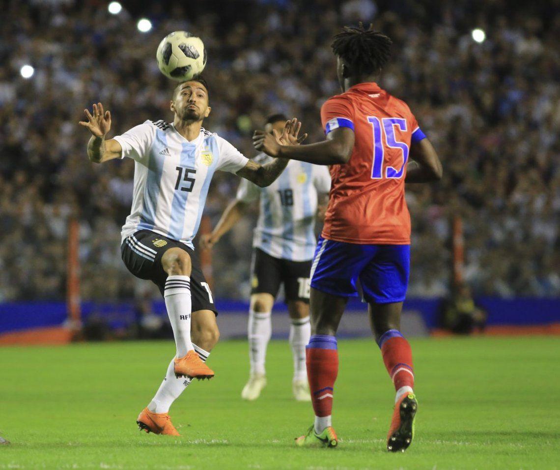 Manu Lanzini se queda fuera del Mundial por una seria lesión