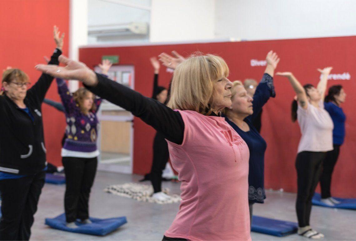 Bien Activos: un programa para acercar el deporte a los adultos mayores