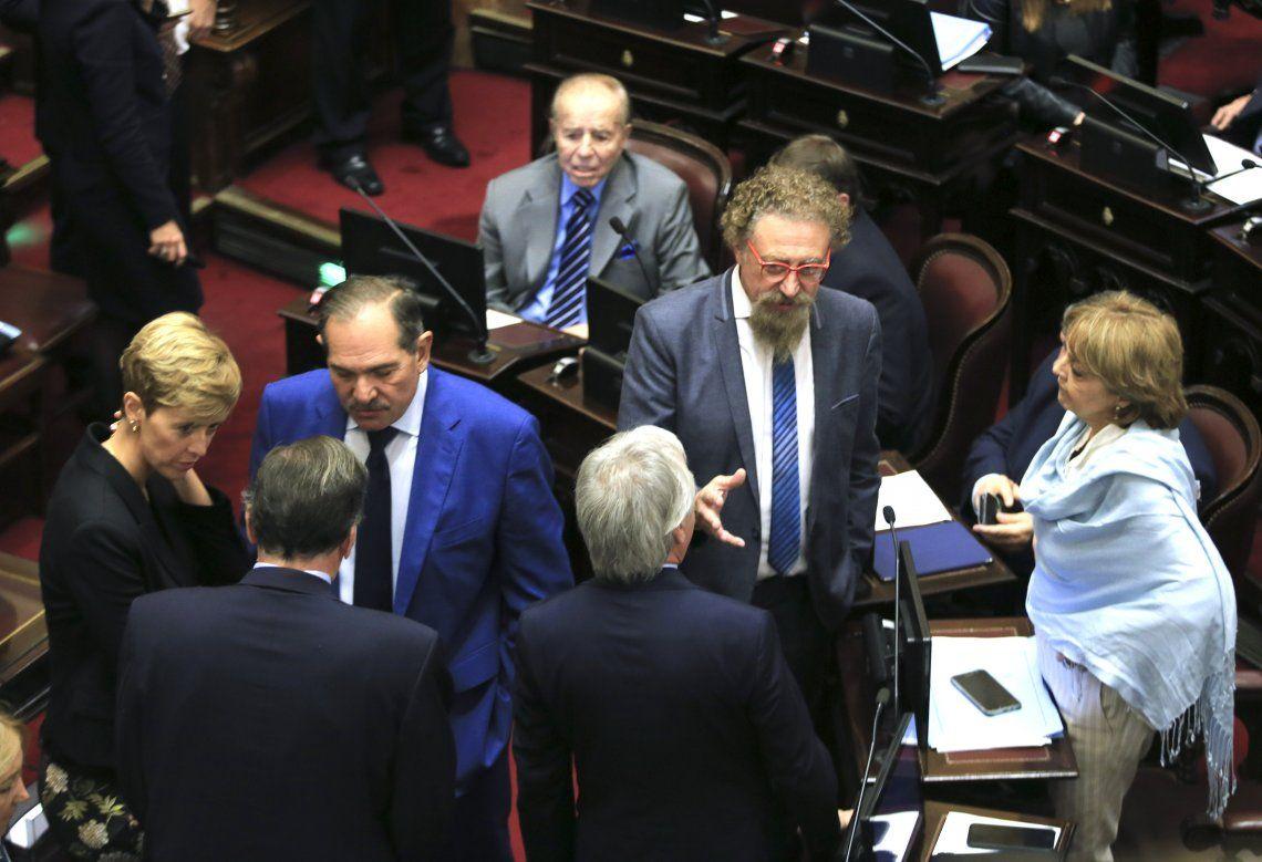 El Senado se prepara para debatir la legalización del aborto
