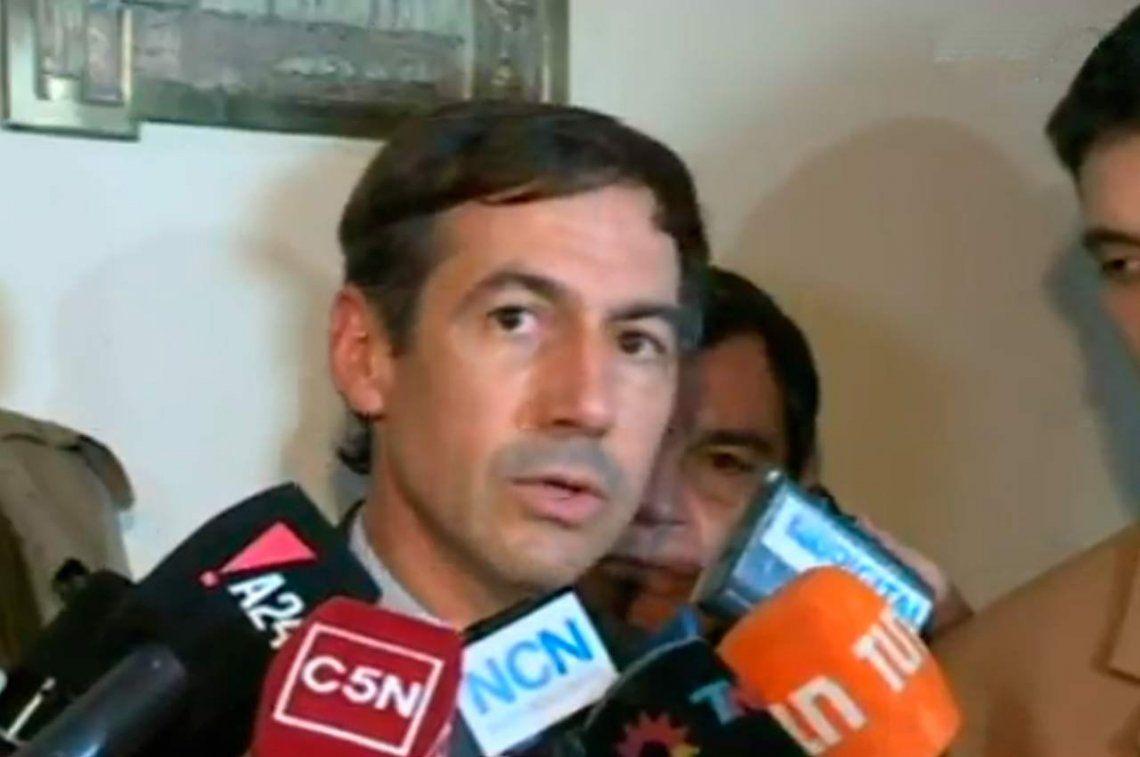 Tras el almuerzo con Mauricio Macri, Luis Naidenoff dijo que es evidente que hay sectores que quieren desestabilizar