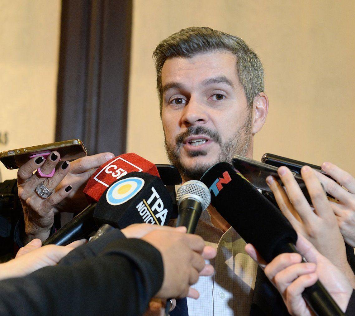Peña contradijo a Carrió sobre la decisión de Macri para debatir el aborto