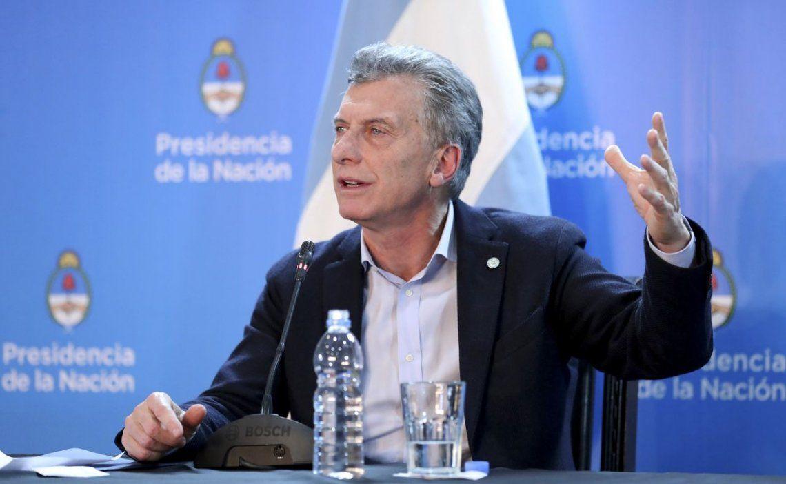A Macri le detectaron un quiste benigno en el páncreas