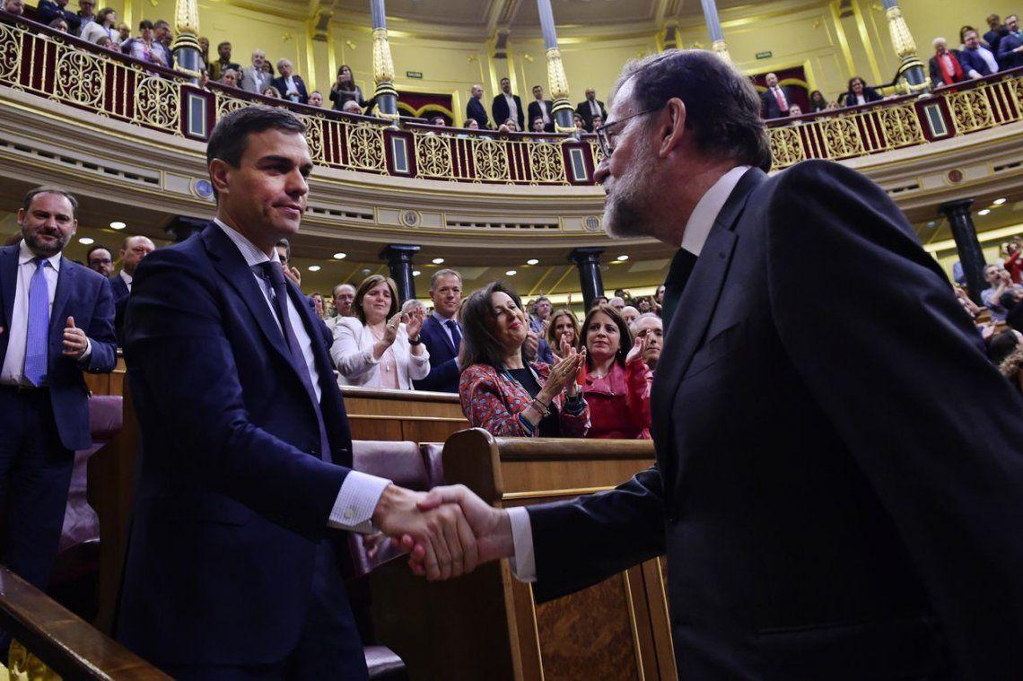 Quién es Pedro Sánchez, el socialista que sucederá a Rajoy al frente de España