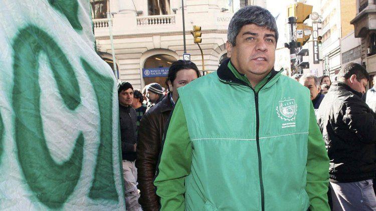 El sindicalismo se abroquela ante una posible detención de Moyano