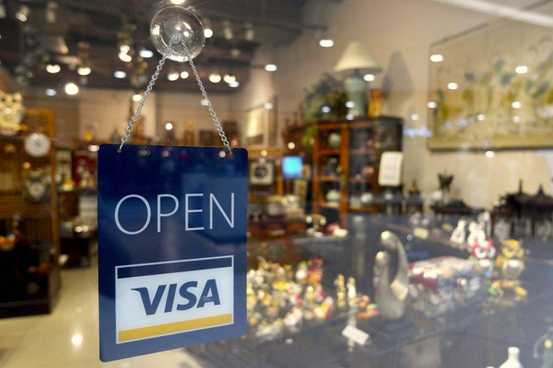El sistema de pagos de la tarjeta Visa sufrió una caída en toda Europa