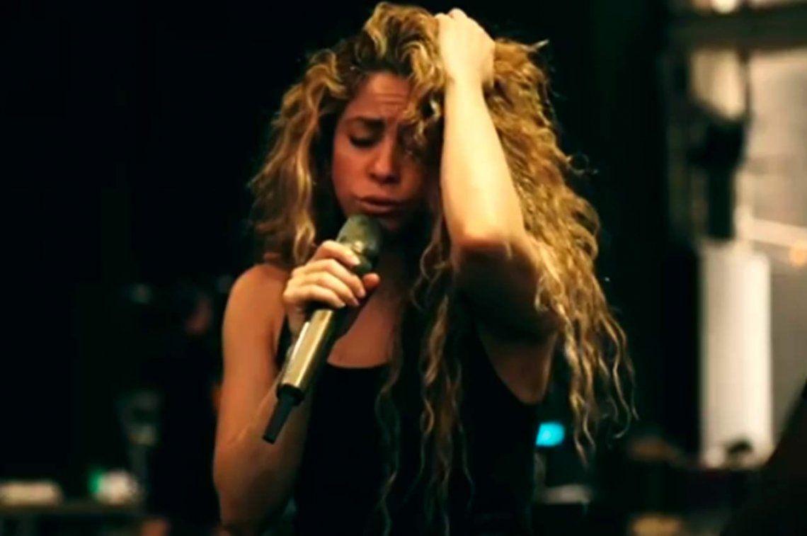 ¿Shakira mintió para aplazar su gira El Dorado?