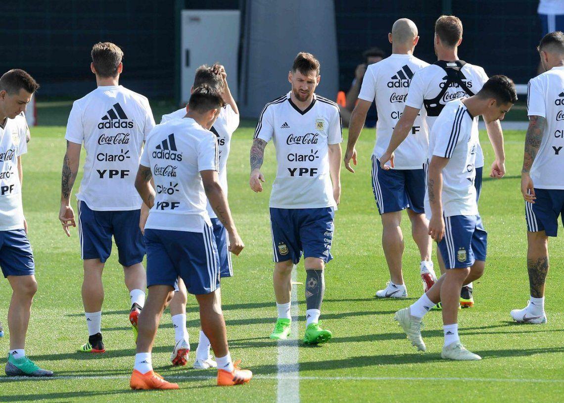 Alerta de Selección por las jornadas libres que Sampaoli le dio al plantel