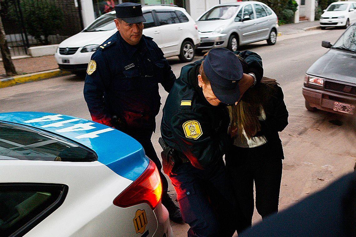NahirGalarzano declaró en la primera jornada del juicio por el crimen de su novio