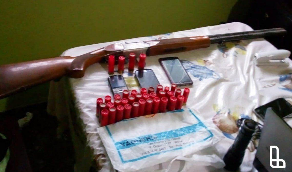 Más de 200 dosis de cocaína incautadas y 8 detenidos en Villa Porá