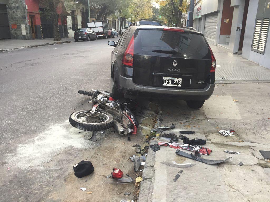 Procesaron a la bailarina que atropelló y mató a un motochorro en Balvanera