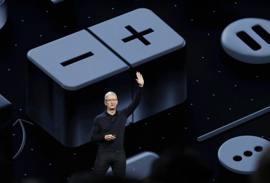 Apple presentó un nuevo iOS y opciones contra la adicción al iPhone