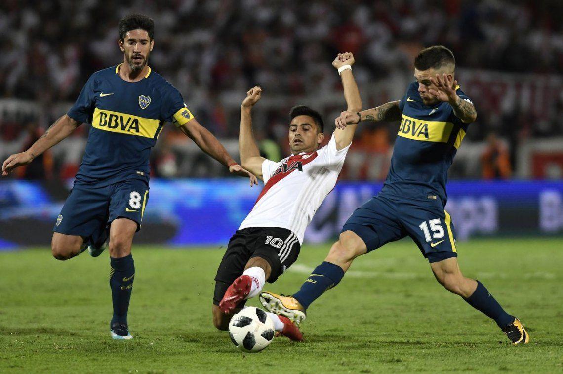 Cuándo juegan Boca y River las semifinales de la Copa Libertadores 2018