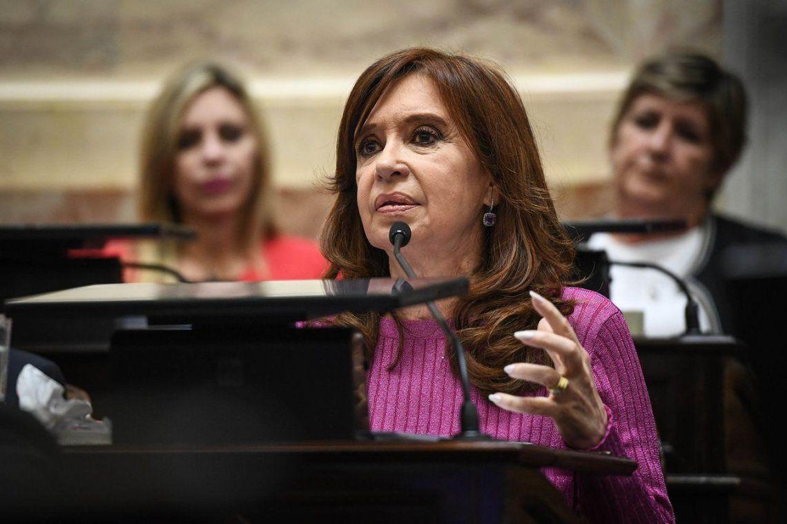 Cambiemos presentó un proyecto para facilitar los desafueros a Cristina Kirchner
