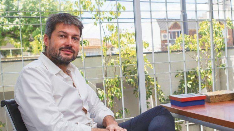 Tras el anuncio de Cristina, Matías Lammens suena como candidato en la ciudad