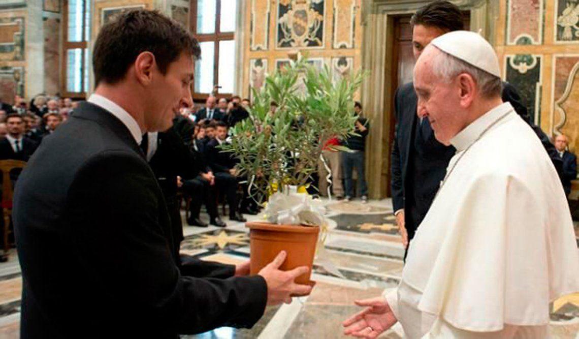 El encuentro del Papa Francisco y la Selección fue cancelado a último momento
