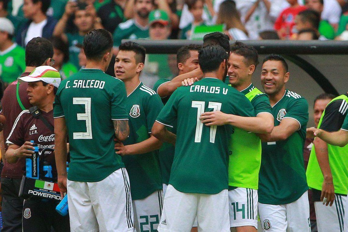 Escándalo sexual del plantel de México en la previa del Mundial