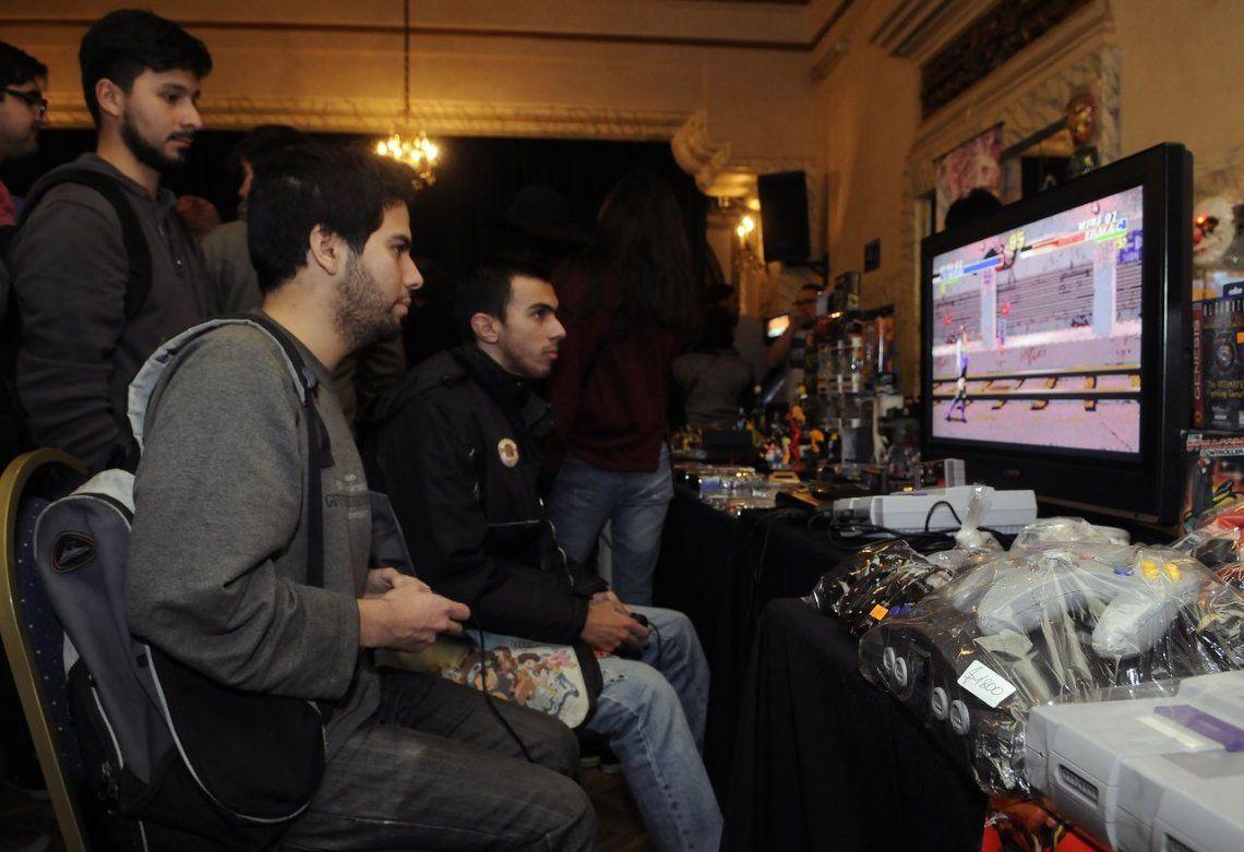Las mejores imágenes del evento gamer Just Play