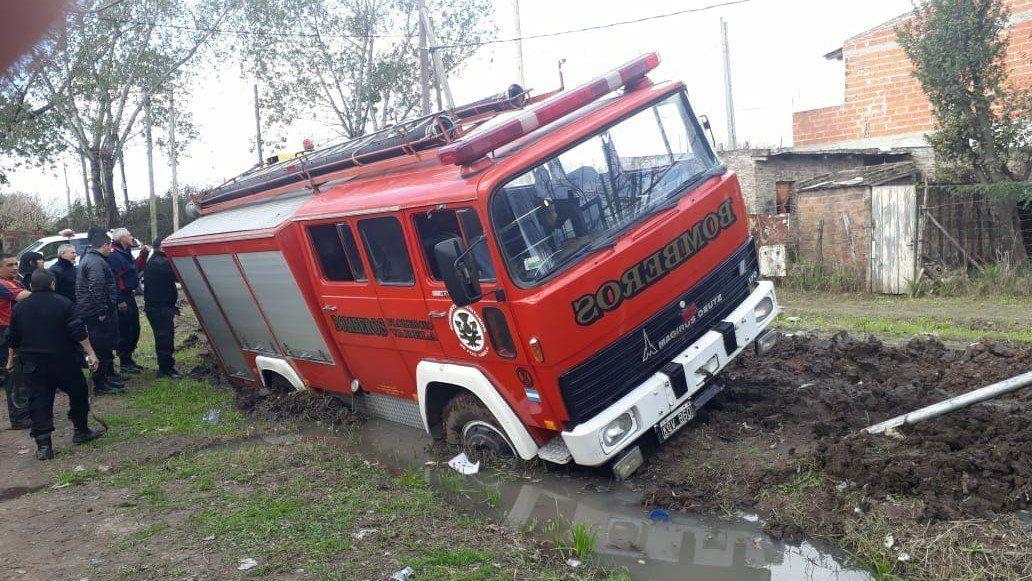 Florencio Varela: calles de barro que atentan contra la salud y la seguridad