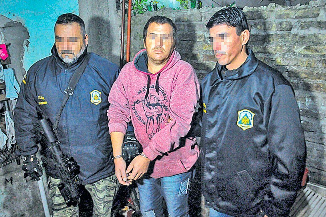 Causa La Salada: secuestraron armas, dinero en efectivo y documentación de interés
