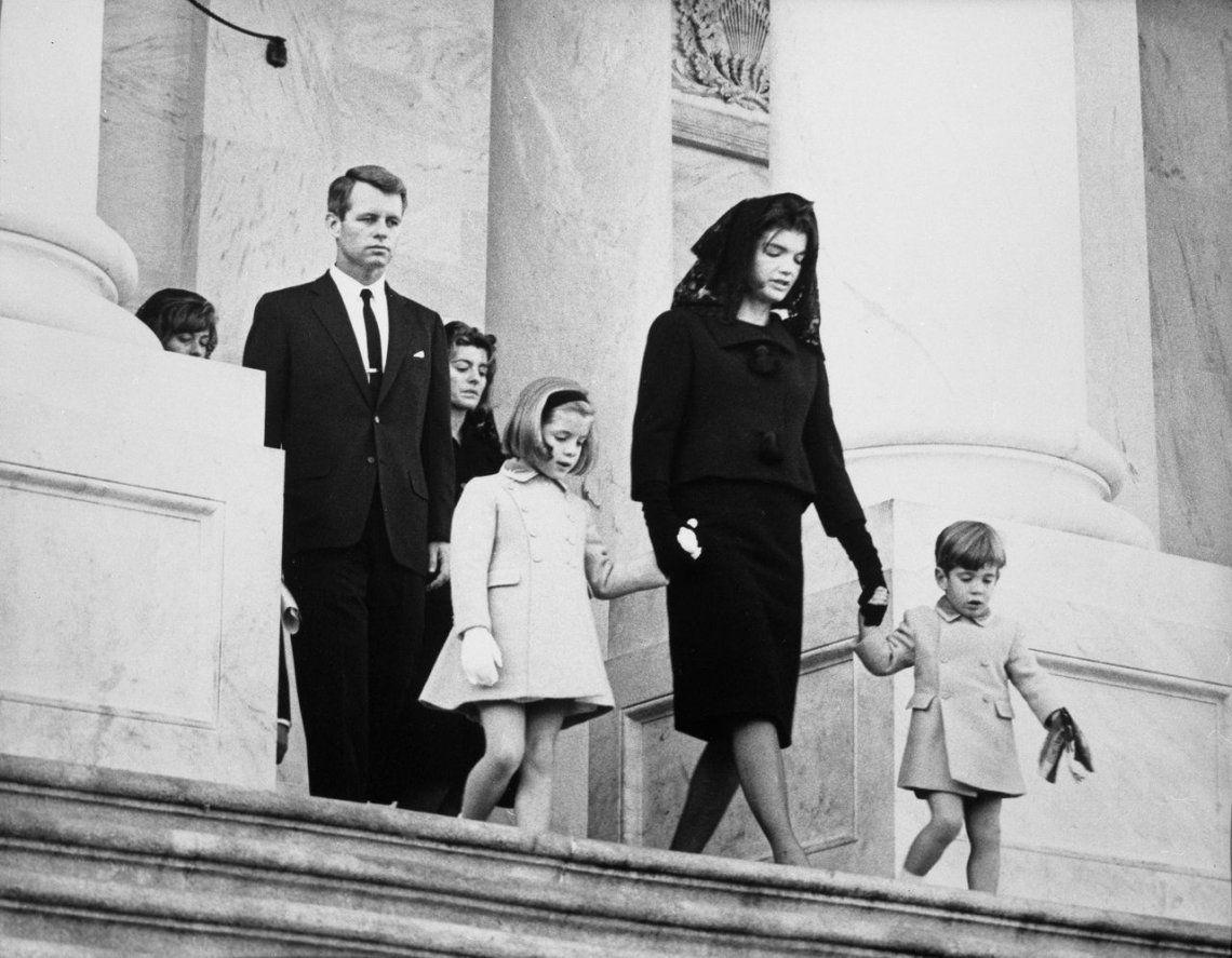 Funeral John F. Kennedy.