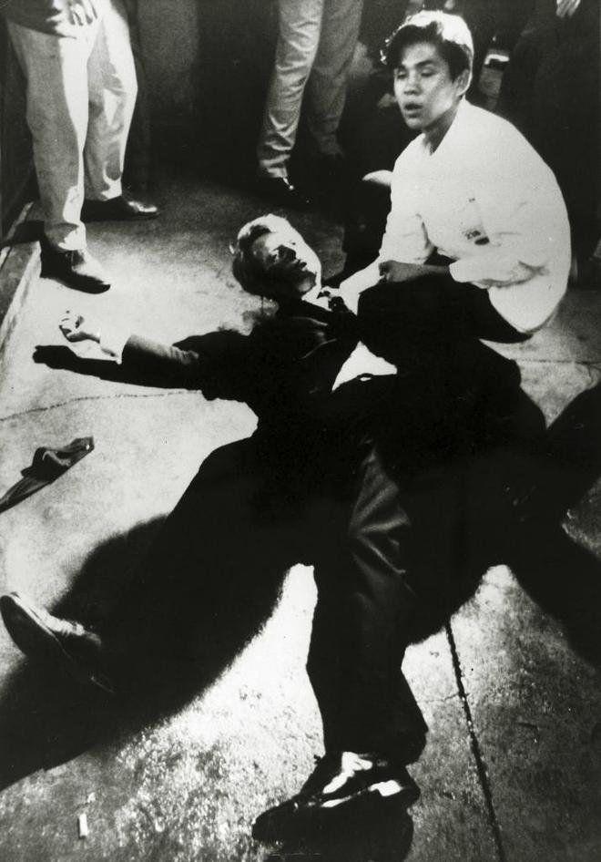 50 años de la muerte de Robert Bobby Kennedy