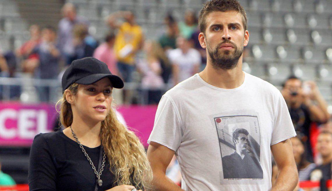 Asaltaron la casa de Shakira y Piqué en Barcelona