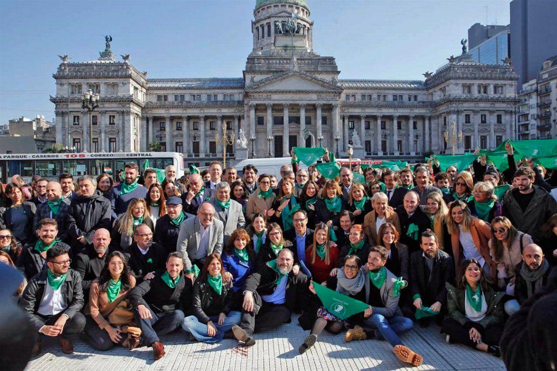 Aborto legal: los verdes volverán a la carga en marzo