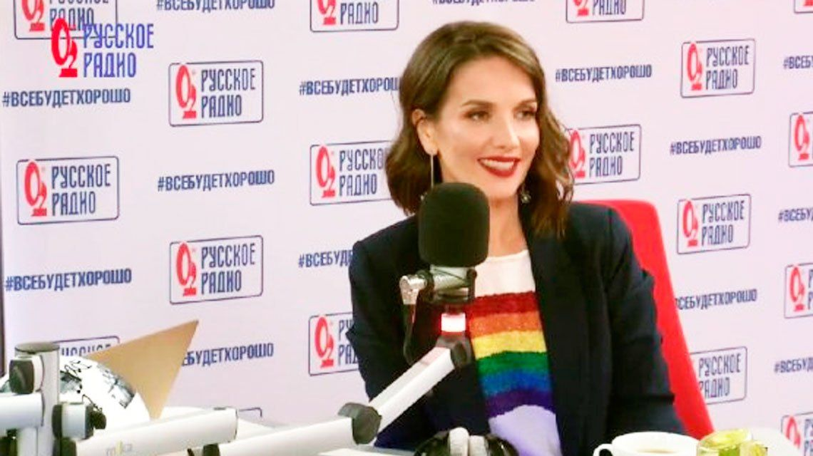 Natalia Oreiro expresó con ironía su furia contra Verónica Lozano y Telefé por el golpazo en los Kids Choice