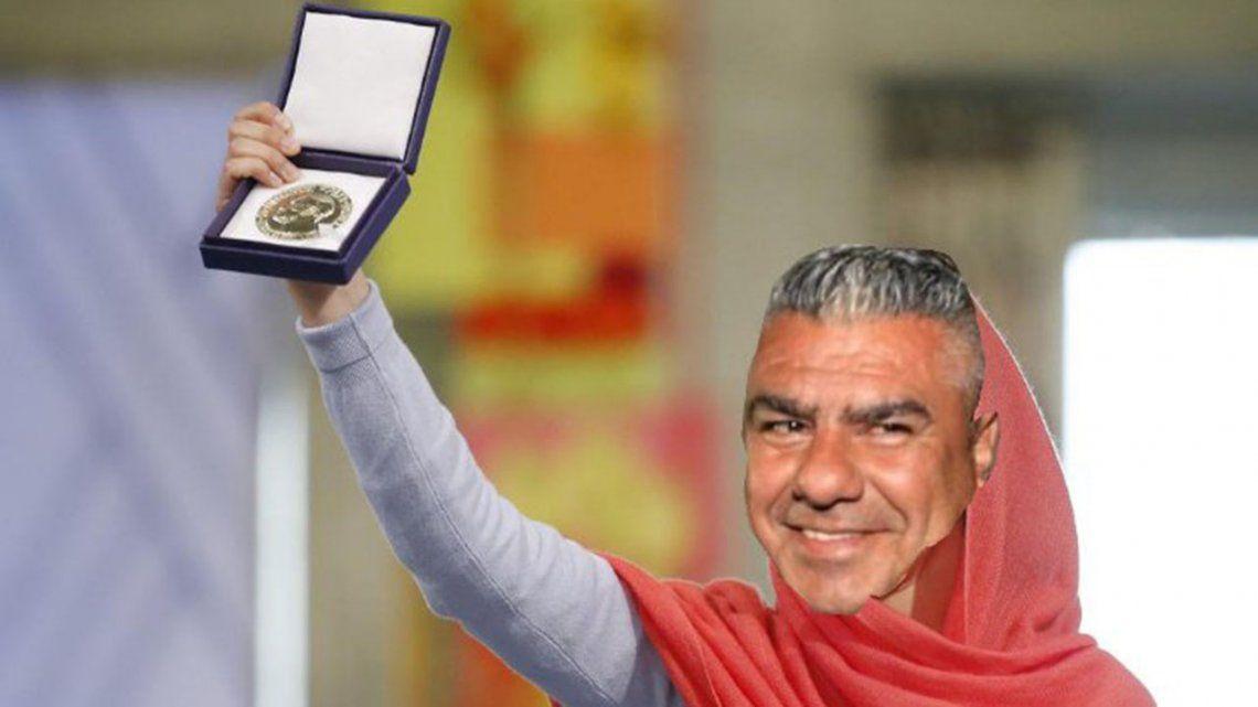 Tras las afirmaciones de Chiqui Tapia, los memes no se hicieron esperar