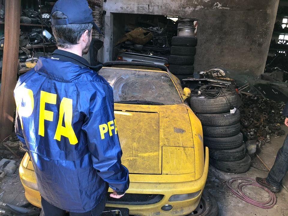 Histórico operativo: secuestraron más 4 millones de autopartes en Lanús