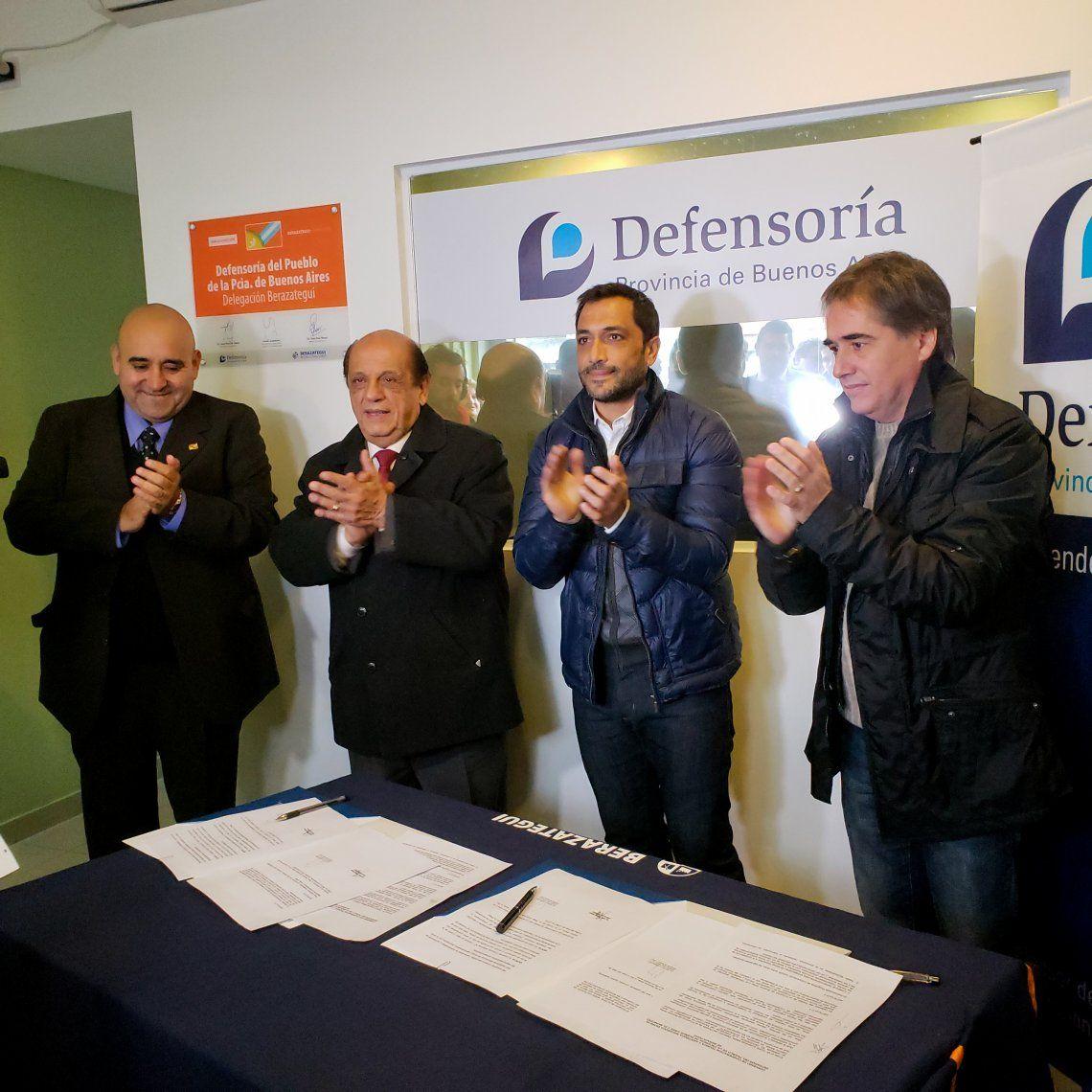Berazategui ya tiene una Defensoría del Pueblo