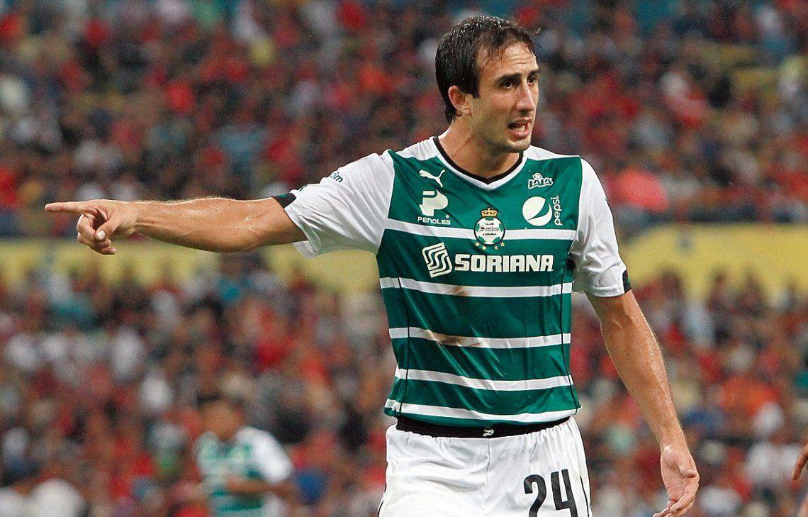 Izquierdoz: La Libertadores es la meta, estoy muy ilusionado