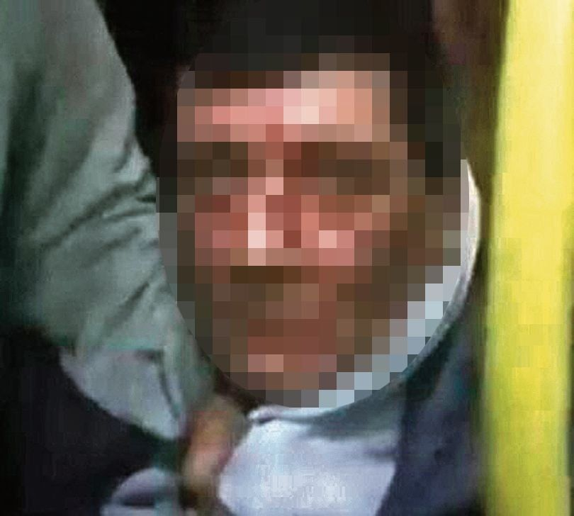 dEl hombre que abusó de la adolescente tiene 52 años y fue detenido.
